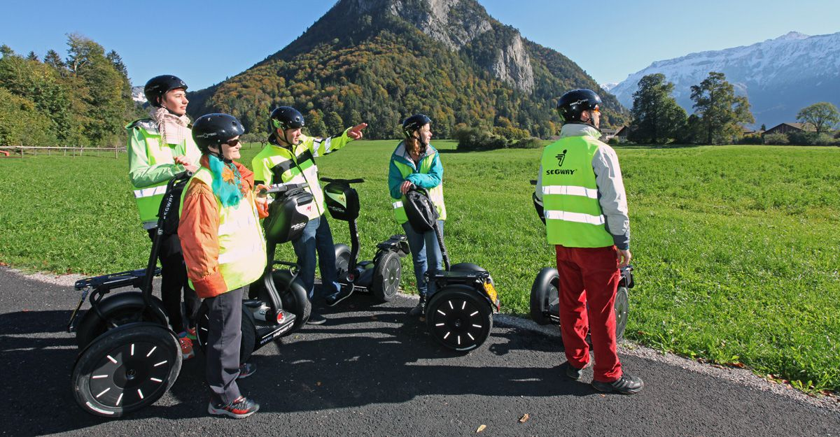 Segway Tour Interlaken