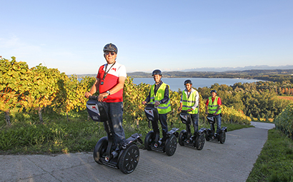 Segway Tour «Mont Vully»