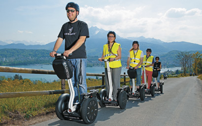 Segway Tour Luzern «Around Lucerne»