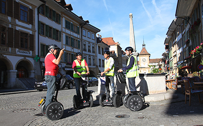 Segway Tour Murten «Around Murten»