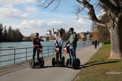 Segway Tour Thun «Treasures of Thun»