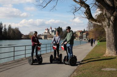 Segway Tour Thoune