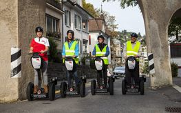 Segway Tour Lausanne «Trip-to-Pully»