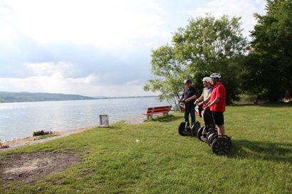 Segway Tour Greifensee «Pure Nature»