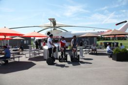 Segway Tour Zürich «Heligrill»