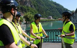 Segway Tour Interlaken «Lac de brienz»