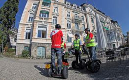 Segway Tour Lausanne «Universitäten»